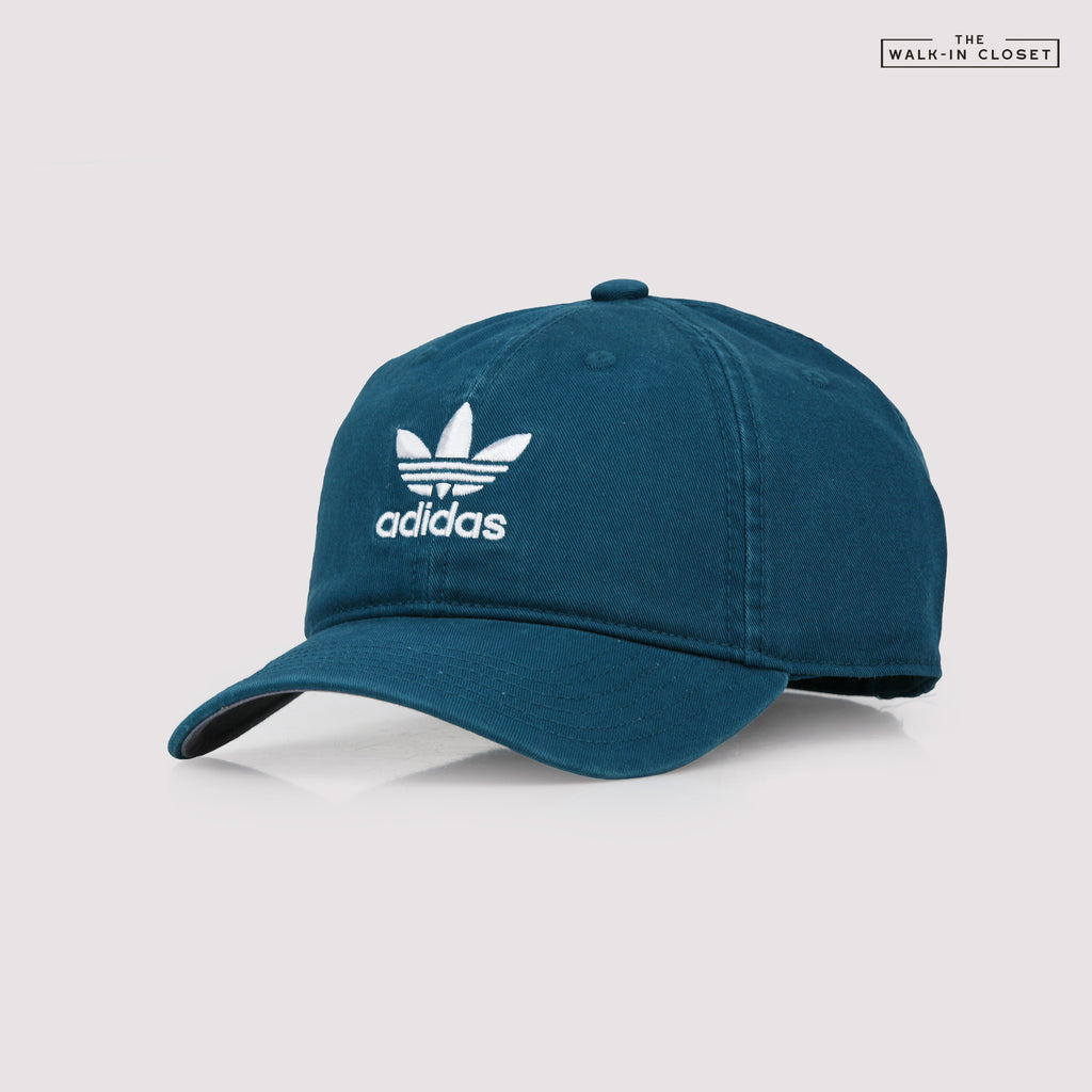 ADIDAS ORIGINALS RELAXED STRAPBACK DAD HAT - CJ3891
