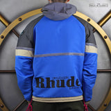 "PUMA X RHUDE HALF ZIP JACKET ""PALACE BLUE"" - 596755-41"