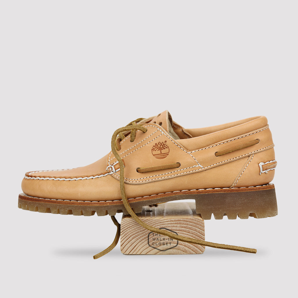 TIMBERLAND X HORWEEN LEATHERS® BARE NAKED 3-EYE CLASSIC LUG SHOES - A1GD2101