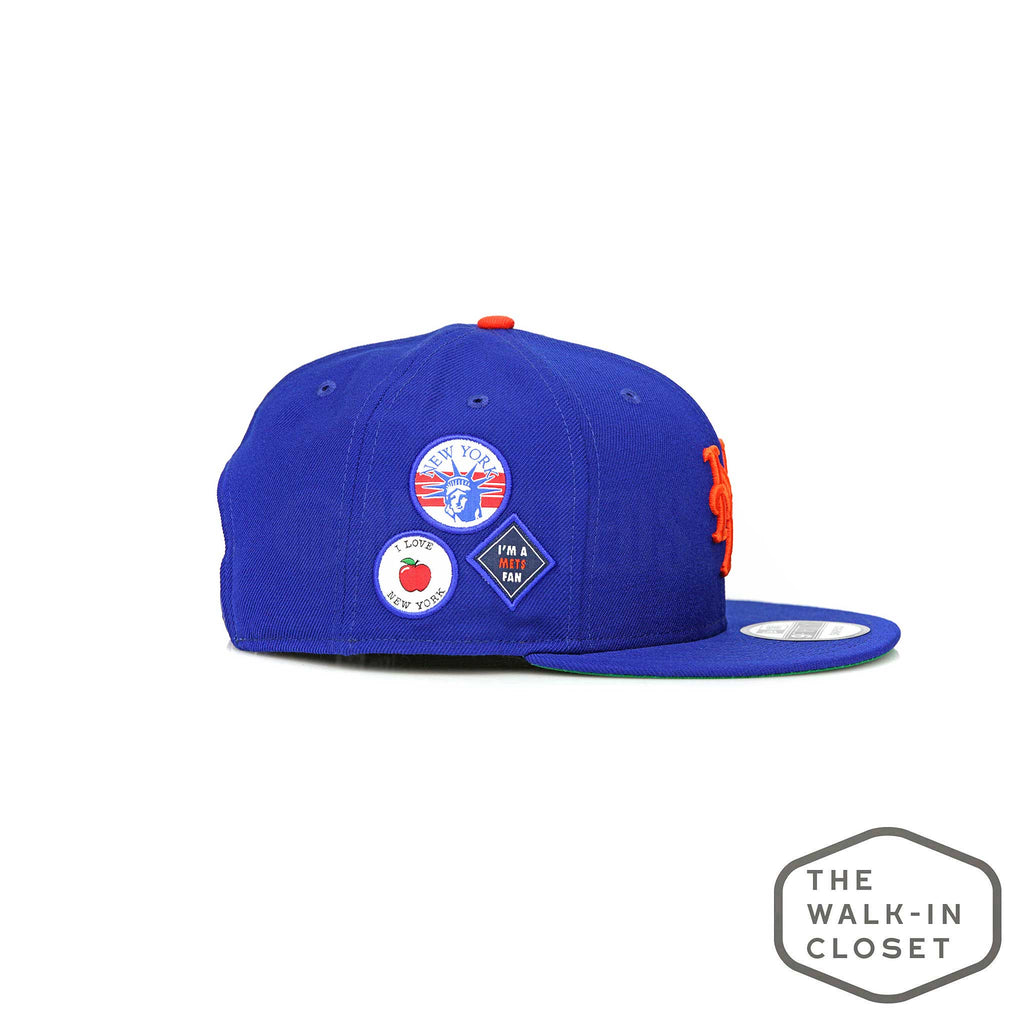 NEW YORK METS COMING TO AMERICA NEW ERA SNAPBACK - ONE SIZE