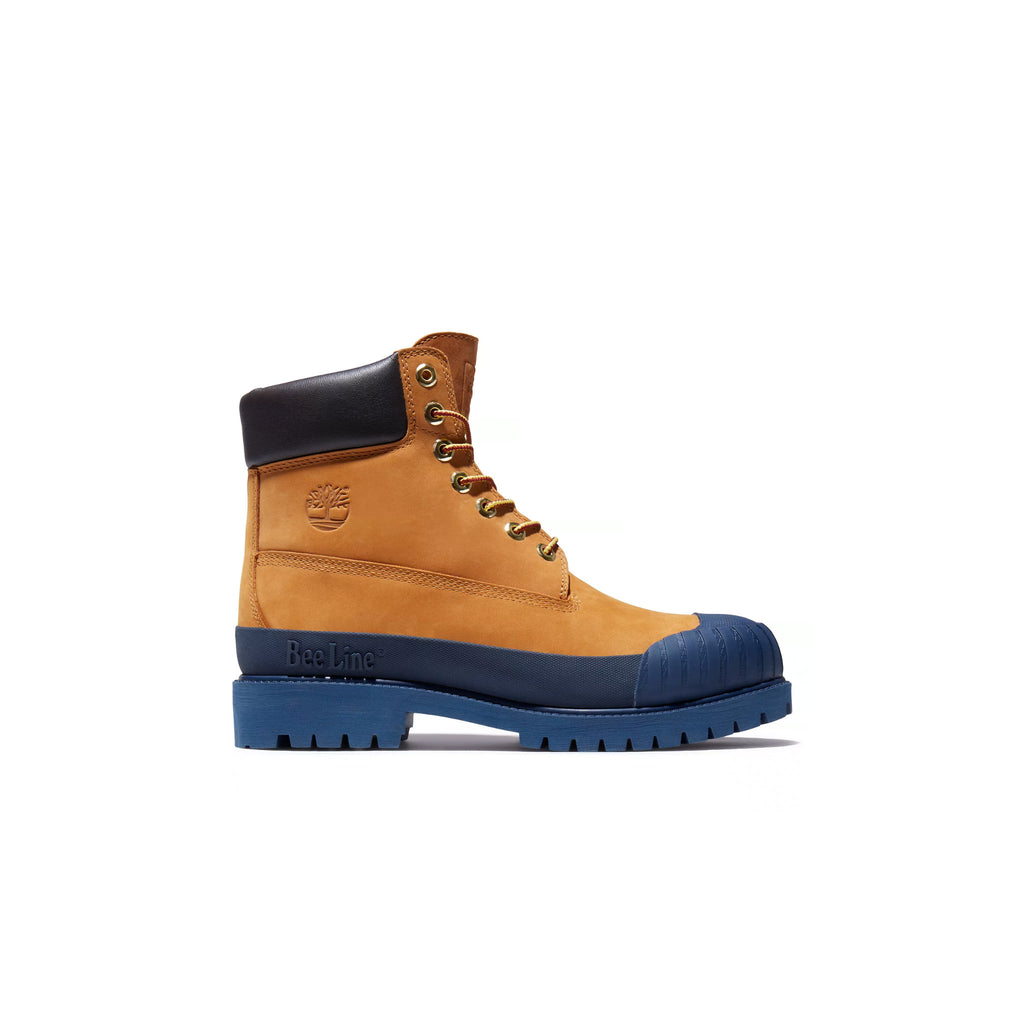 "BEE LINE X TIMBERLAND 6"" RUBBER TOE ""NAVY"" BOOTS - A2M2Y231"