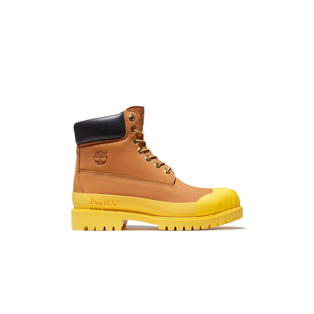 "BEE LINE X TIMBERLAND 6"" RUBBER TOE ""YELLOW"" BOOTS - A2M5S231"