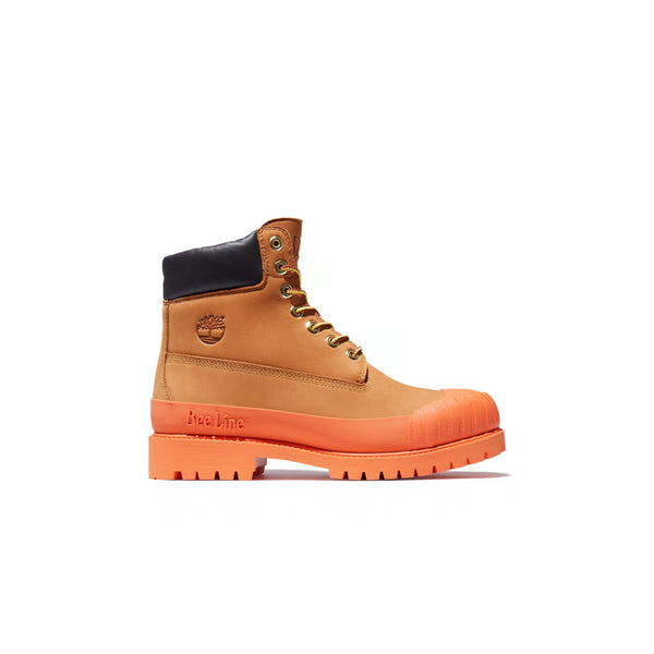 "BEE LINE X TIMBERLAND 6"" RUBBER TOE ""ORANGE"" BOOTS - A2M56231"