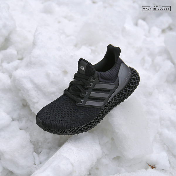 "ADIDAS ORIGINALS ULTRA4D ""CORE BLACK"" - FY4286"