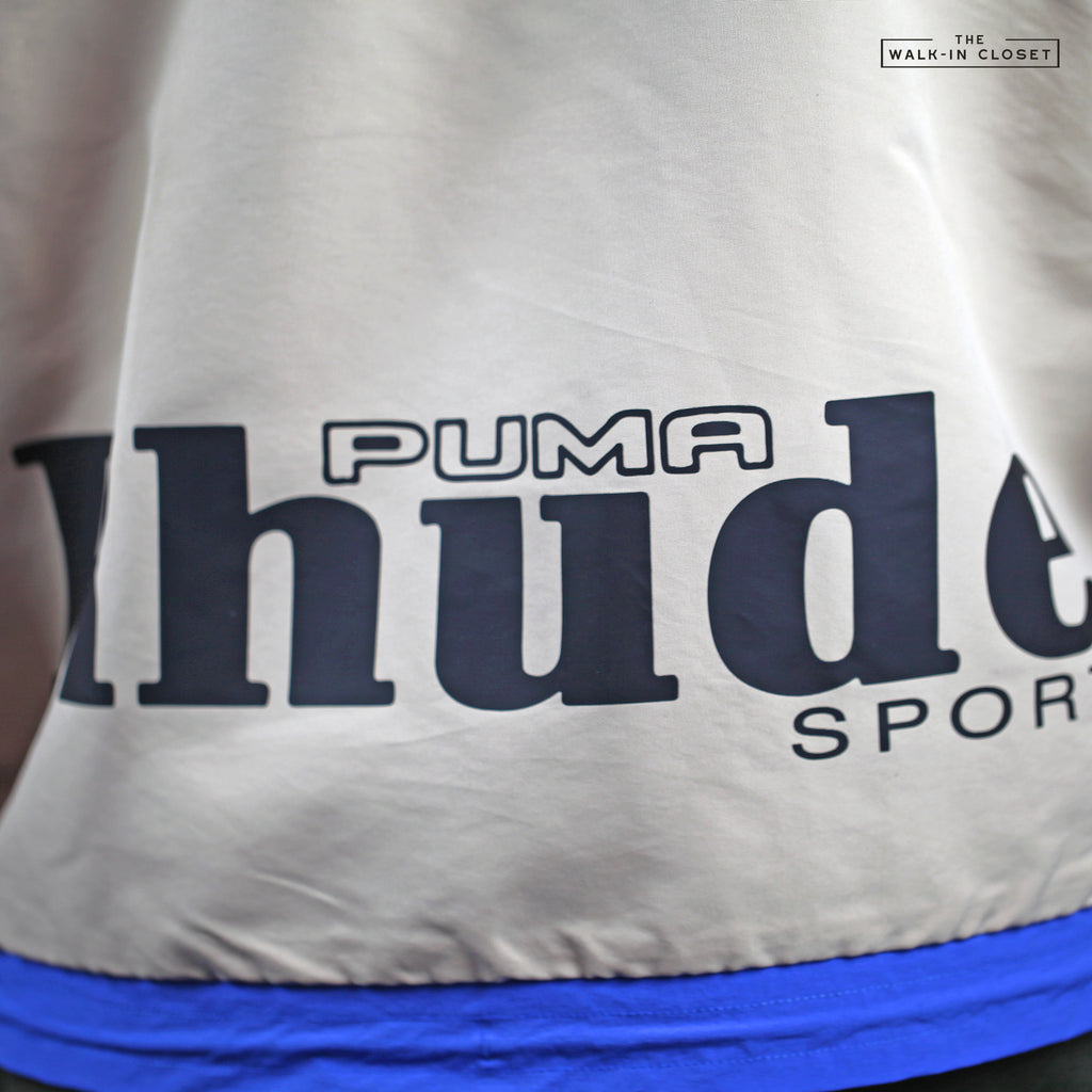 "PUMA X RHUDE HALF ZIP JACKET ""SAFARI"" - 596755-69"