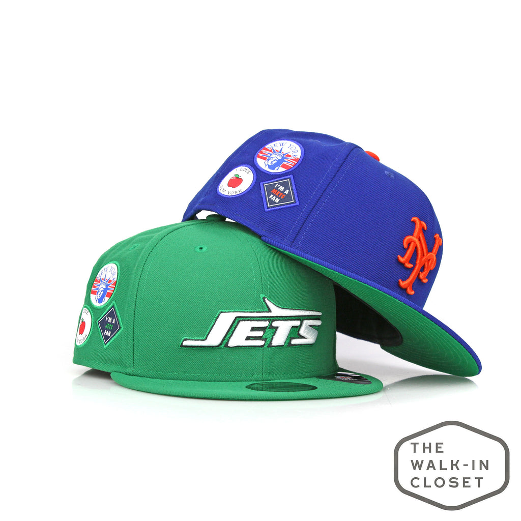 NEW YORK JETS COMING TO AMERICA NEW ERA SNAPBACK