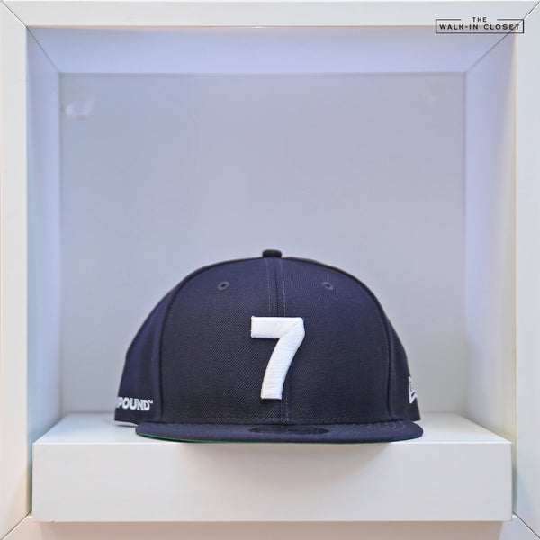 COMPOUND 7 NYC20 MIDNIGHT NAVY NEW ERA 9FIFTY SNAPBACK HAT