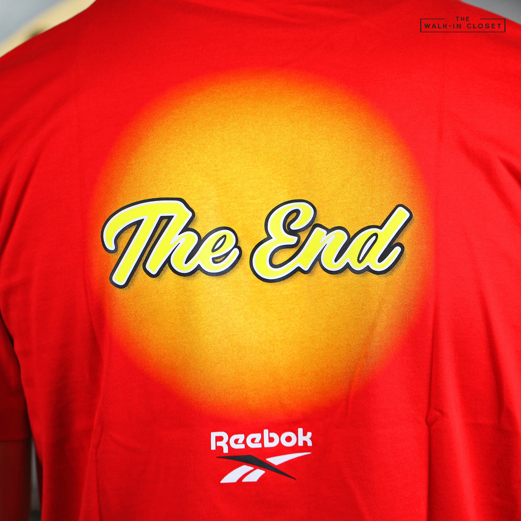 REEBOK X TOM AND JERRY THE END GRAPHIC TEE - GK9164