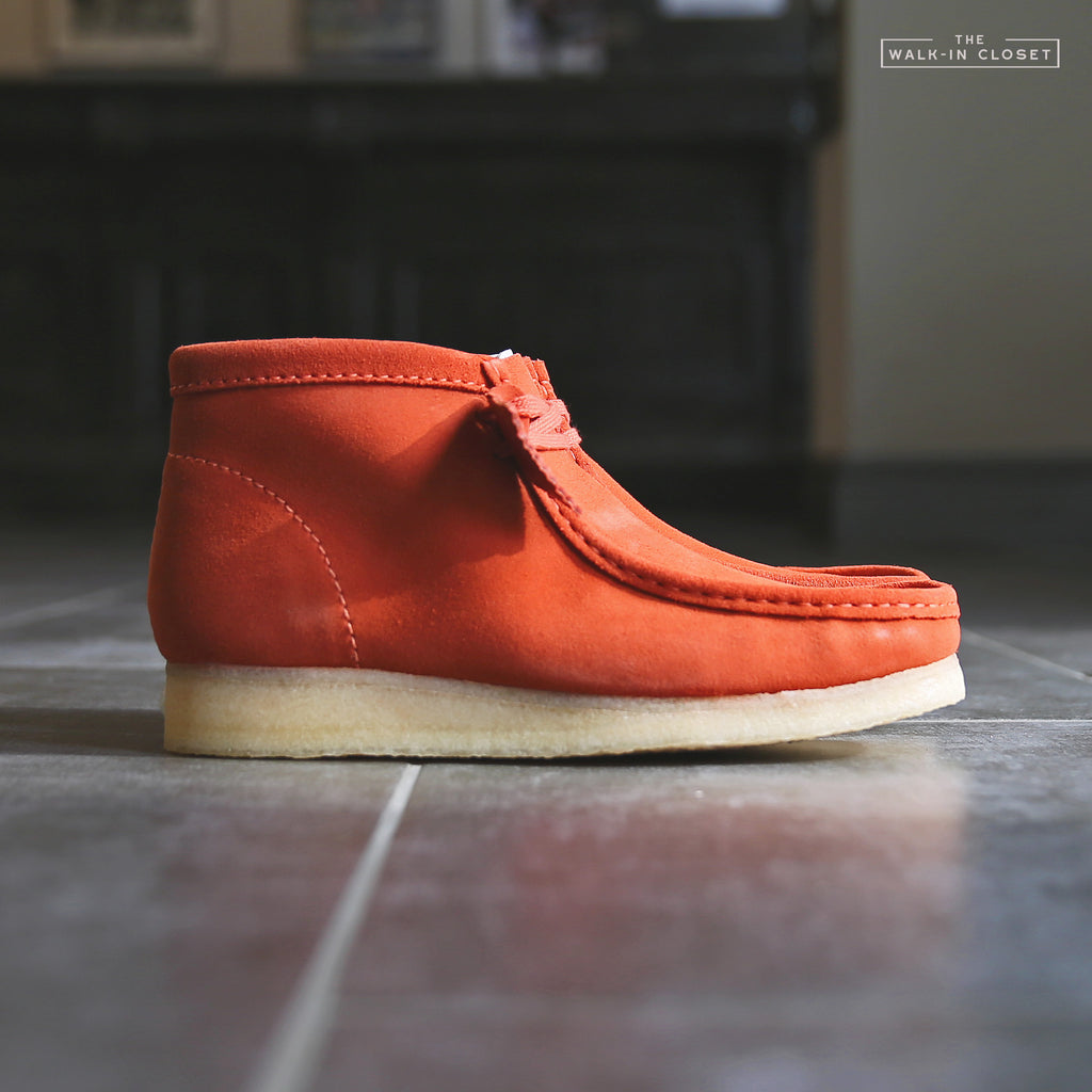 many styles beauty another chance CLARKS ORIGINALS WALLABEE BOOT