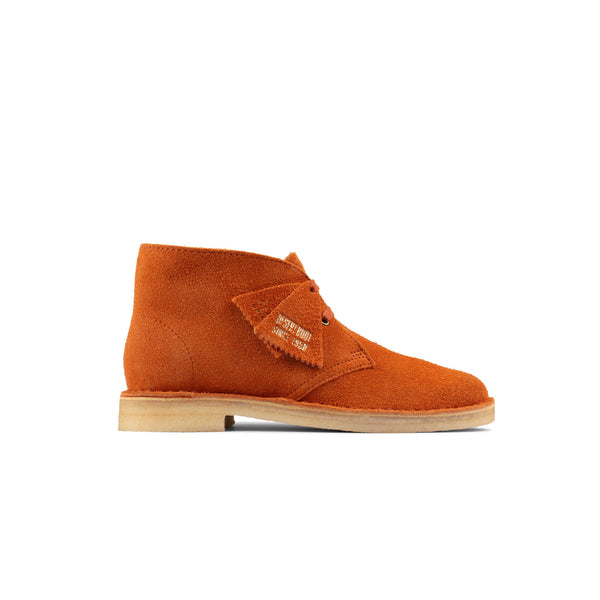 "CLARKS ORIGINALS DESERT BOOT ""GINGER"" - 26154730"