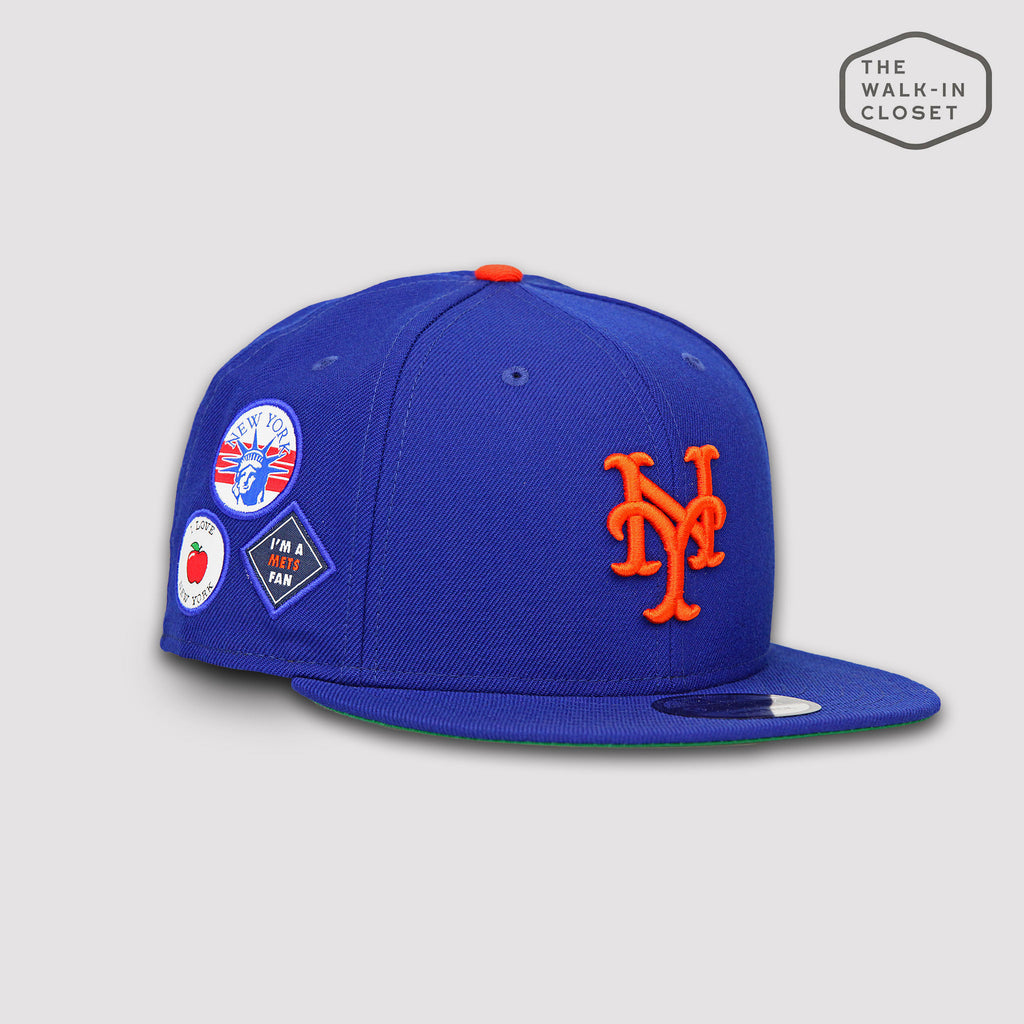 competitive price 90547 52184 ... hat with pom 44280 reduced new york mets coming to america new era  snapback one size 52508 17e25 ...