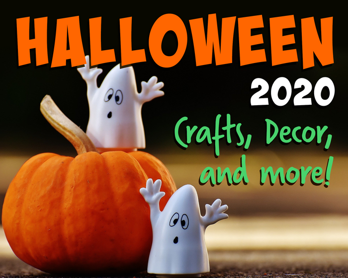 Halloween Crafts, Decor, and More!