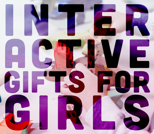 5 Interactive Gift Ideas for Little Girls