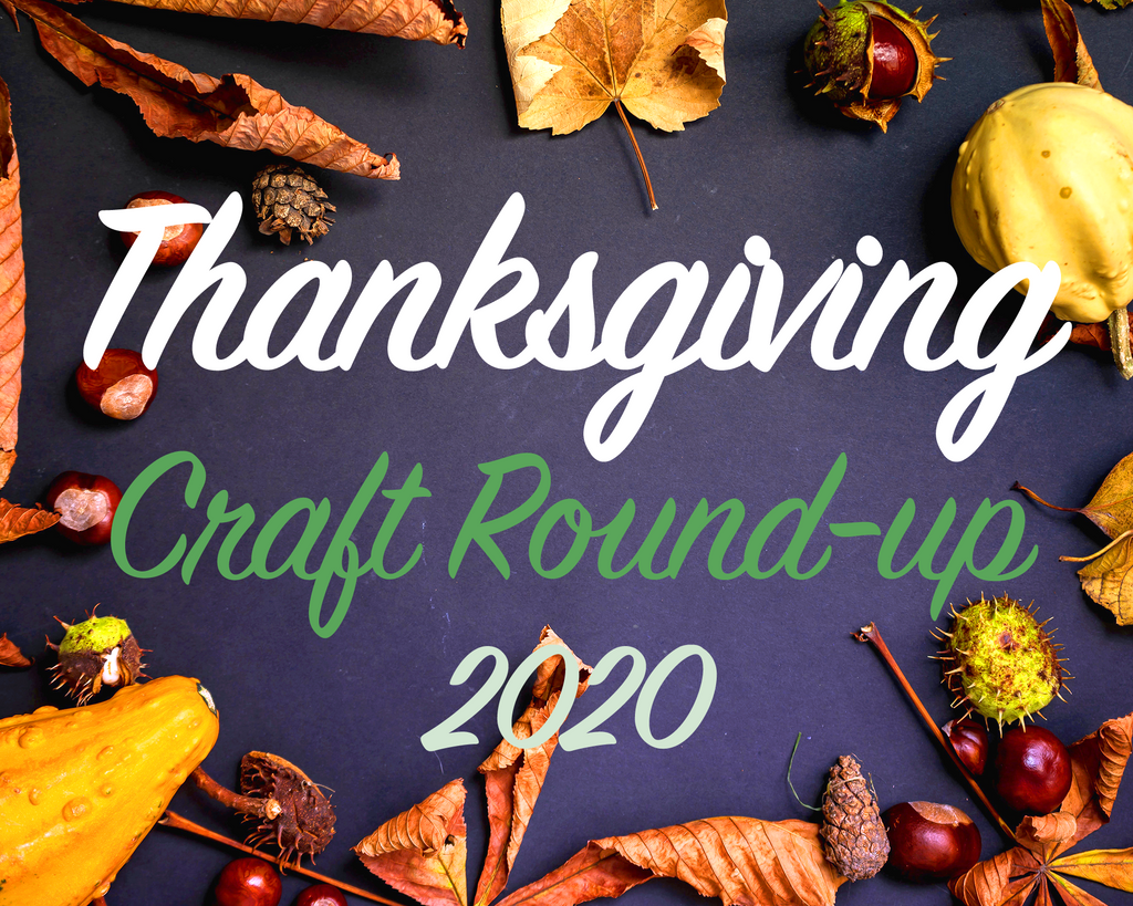 Festive Thanksgiving Crafts for Everyone!