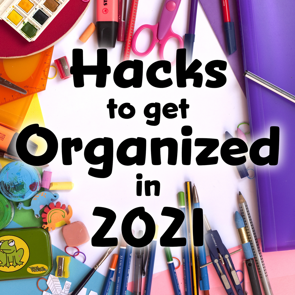 Organization Hacks for Your Craft Space in the New Year