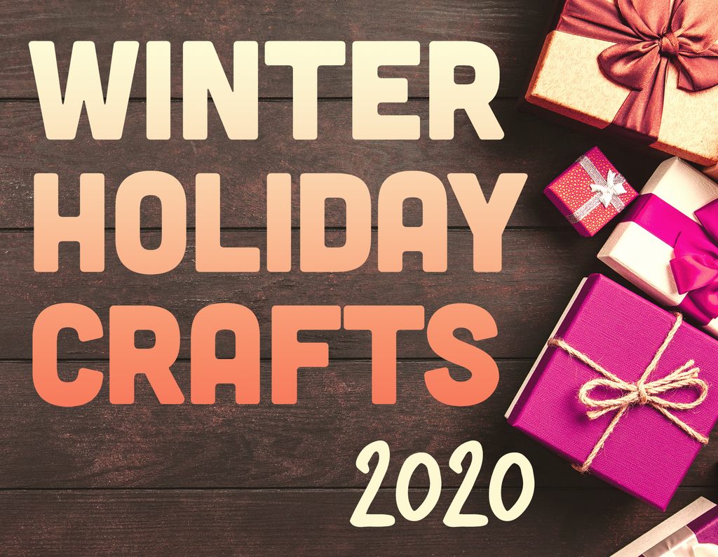 Winter Holiday Crafts for the Whole Family
