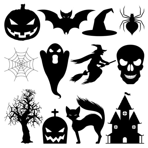 Halloween Template #4 preview