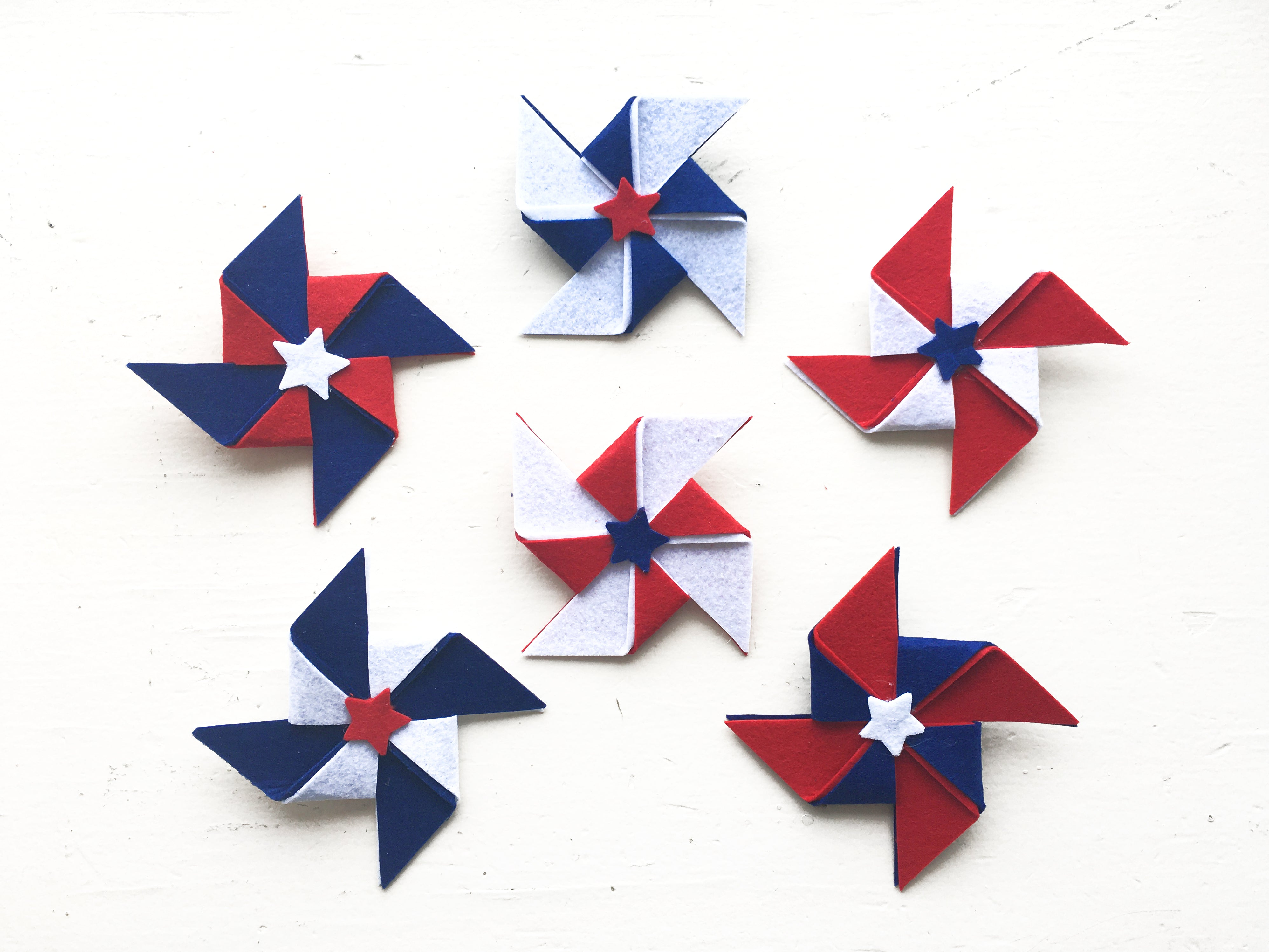 red white and blue american flag stars and stripes Cute creative patriotic arts and crafts for kids and children and the whole family to show off your independence this 4th fourth of july holiday