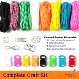 Paracord Bracelet Kit