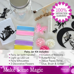 Fairy Jar Kit