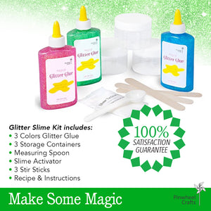 Magical Glitter Slime Kit