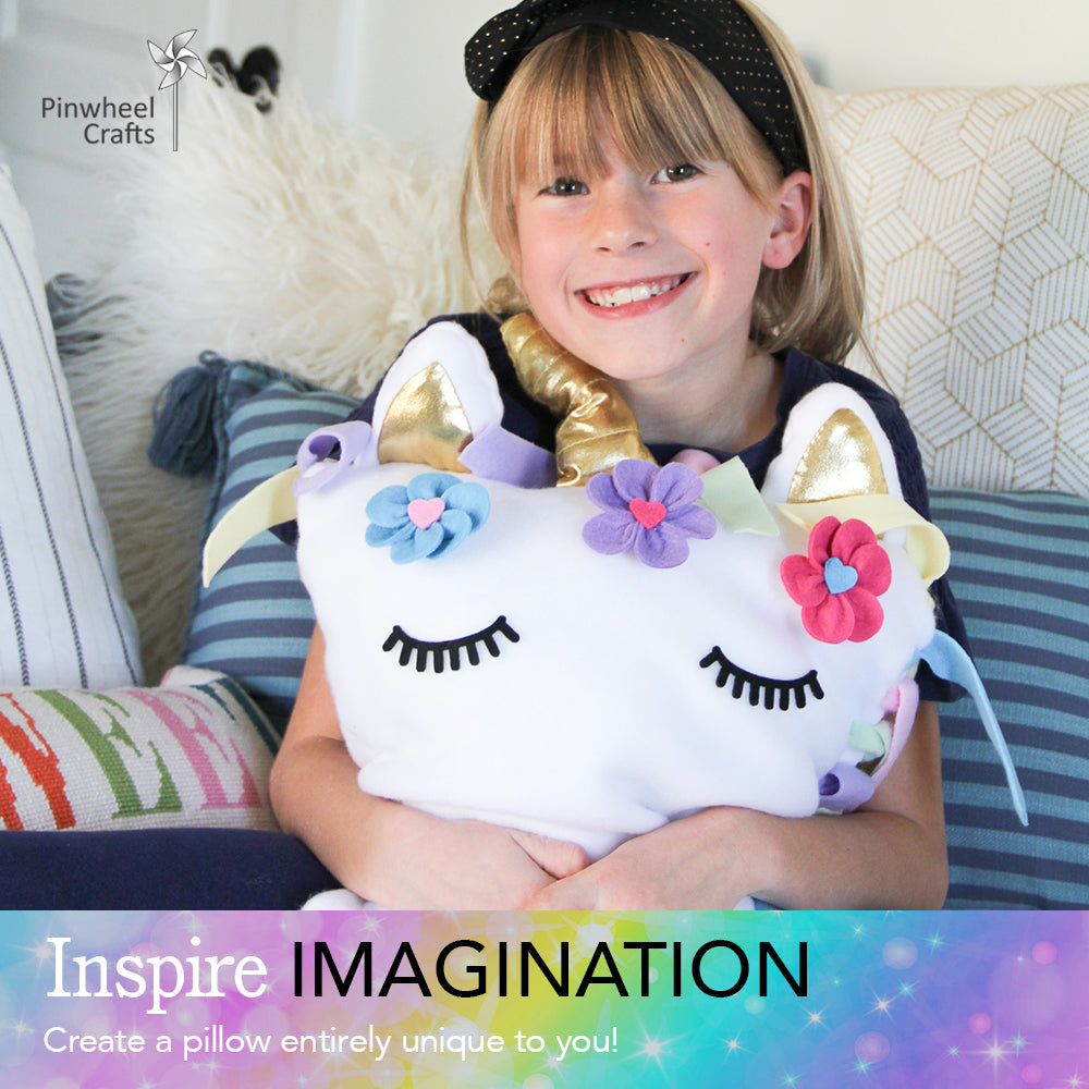 Unicorn Pillow Kit