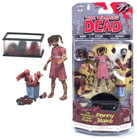 Penny Blake - The Governor's Zombie Dauther - The Walking Dead Series 2 - Far West Toys