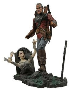 Universal Monsters Van Helsing Diamond Select Figure - Far West Toys