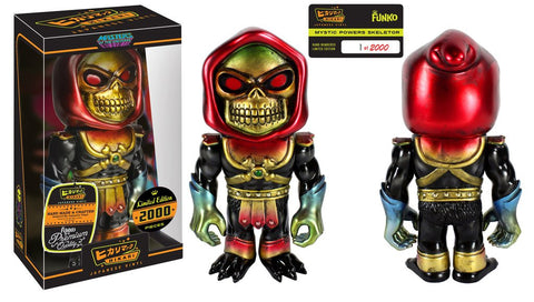 Hikari Sofubi - Mystic Powers Skeletor - Far West Toys