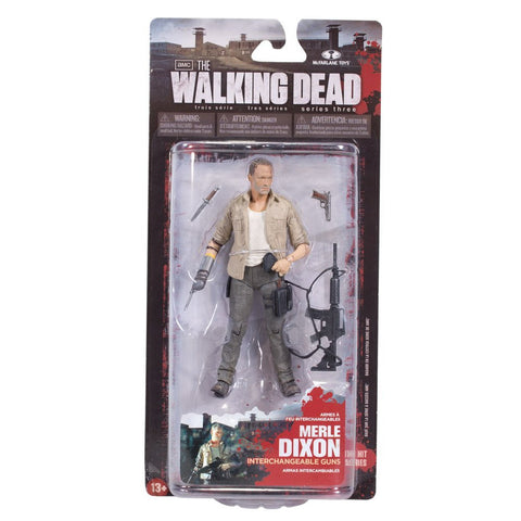 Merle Dixon - The Walking Dead Series Three - Far West Toys