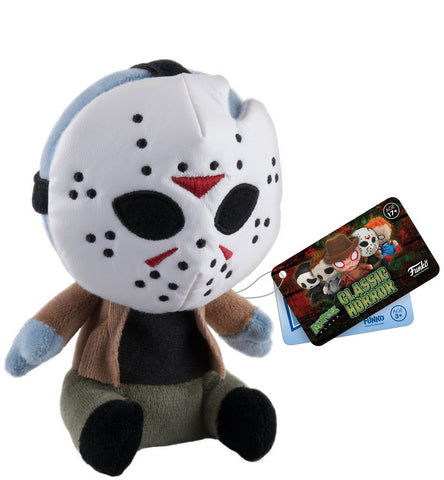 Funko Mopeez Horror: Jason Voorhees - Friday The 13th Plush Figure - Far West Toys