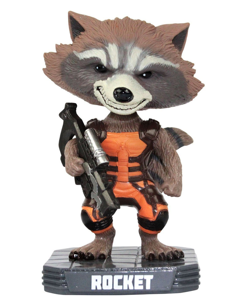Wacky Wobbler: Marvel Guardians of the Galaxy - Rocket Raccoon - Far West Toys