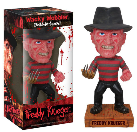 Freddy Krueger Wacky Wobbler - Far West Toys
