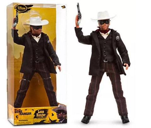 Neca Disney The Lone Ranger 1/4 Scale Action Figure - Far West Toys