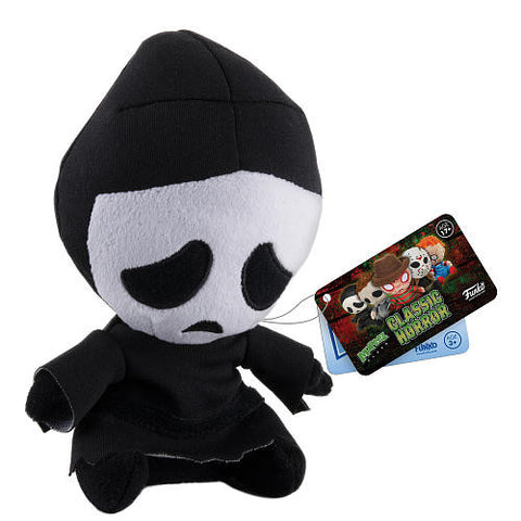 Funko Mopeez Horror: Ghost Face - Scream Movie Villain Plush Figure - Far West Toys