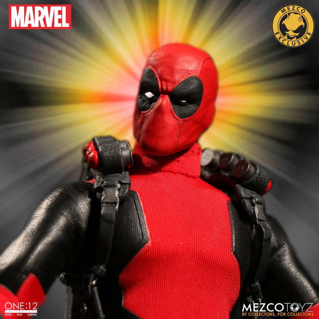One:12 Collective Deadpool - Far West Toys