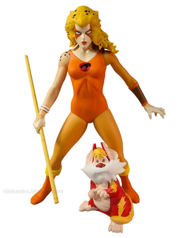 "Mezco Toys ThunderCats Cheetara Mega-Scale 14"" Action Figure - Far West Toys"