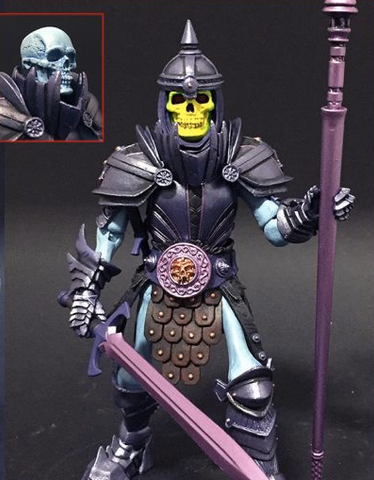 Mythic Legions Keltuss Power-Con 2017 Release