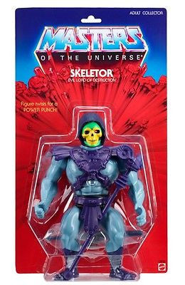 Masters of The Universe Giant Skeletor 12 inches Action Figure - Far West Toys