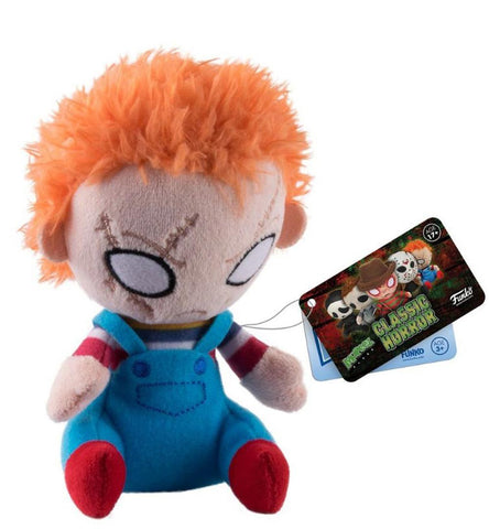 Funko Mopeez Horror: Chucky - Child's Play Movie Monster Plush Figure - Far West Toys