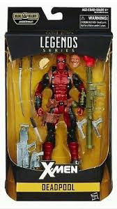 Marvel Legends Deadpool figure Juggernaut BAF Series X-Men Avengers - Far West Toys
