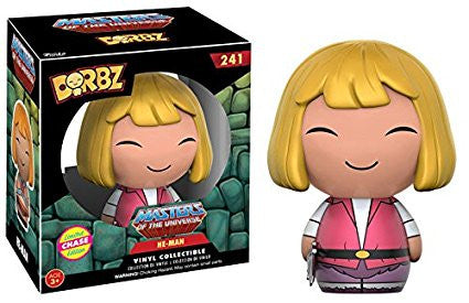 Masters of the Universe He-Man Dorbz Vinyl Figure CHASE VARIANT - Far West Toys