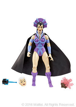 Evil-Lyn Masters of the universe Club Grayskull action figure - Far West Toys