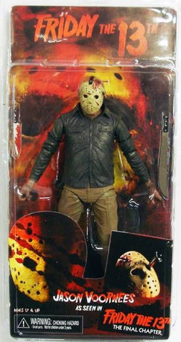 Neca Jason Voorhees regular figure Friday The 13th The Final Chapter - Far West Toys