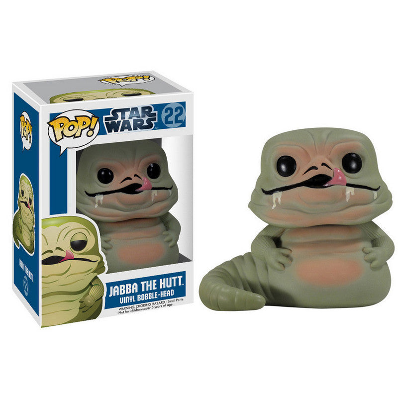 Funko POP! Star Wars Jabba the Hutt - Far West Toys