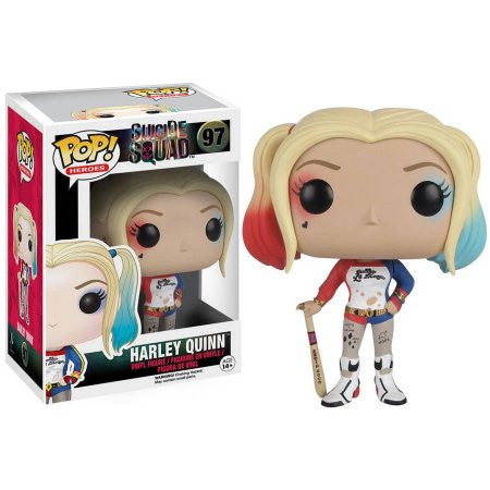 Funko Pop! Movies: Suicide Squad, Harley Quinn - Far West Toys