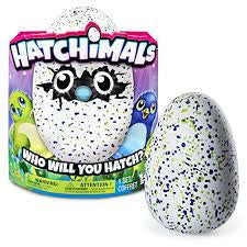 Hatchimals Draggle Interactive Hatching Egg Creature Green / Blue New - Far West Toys