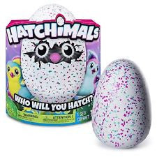 New Hatchimals Pink/Teal Egg Pengualas Toy Interactive 2016 by SpinMaster Hot - Far West Toys