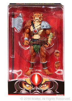Jackalman Thundercats action figure - Far West Toys