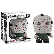 Funko Friday The 13th Fabrikations Jason Voorhees Plush Figure - Far West Toys